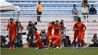 Báo Thái sốc nặng khi đội nhà thua U22 Indonesia ngay trận ra quân ở SEA Games 2019