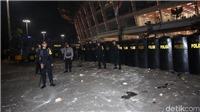 Malaysia huy động 1500 cảnh sát bảo vệ trận đấu gặp Indonesia
