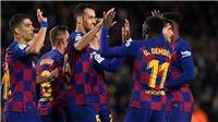 Leganes 1-2 Barcelona: Ngược dòng đầy kịch tính, Barca giành chiến thắng trên sân khách