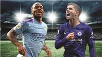KẾT QUẢ BÓNG ĐÁ Man City 2-1 Chelsea: Mahrez solo ghi bàn, Man City nhấn chìm Chelsea ở Etihad