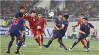 Trực tiếp bóng đá hôm nay: Việt Nam đấu với Thái Lan (20h). Xem VTV6, VTV5, VTC1, VTC3