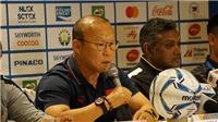 HLV Park Hang Seo: 'Chúng tôi đã may mắn, U22 Việt Nam vẫn còn nhiều vấn đề'