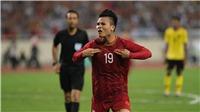 Quang Hải không cần ghi bàn cũng khiến UAE phải khiếp sợ