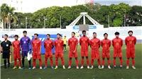 VTV6 trực tiếp bóng đá hôm nay: U22 Myanmar vs Philippines, U22 Campuchia vs Đông Timor