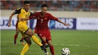 KẾT QUẢ BÓNG ĐÁ: U22 Việt Nam 6-0 Brunei: Đức Chinh lập poker, U22 Việt Nam thắng đậm trận ra quân