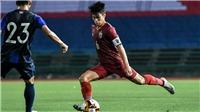 Vừa thắng 21-0, U19 Thái Lan ngay lập tức thua sốc 1-2 trước U19 Campuchia