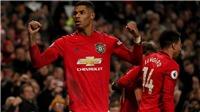 MU 2-1 Tottenham: Rashford lập cú đúp, tiễn Mourinho trắng tay ra về
