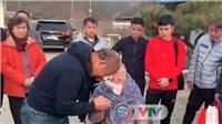 Quang Hải cùng U23 Việt Nam về thăm nhà HLV Park Hang Seo