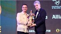 Philippines được nhận giải Ban tổ chức SEA Games... xuất sắc nhất