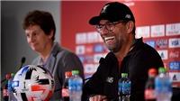 HLV Klopp giải thích lý do FIFA Club World Cup ít được quan tâm ở châu Âu