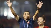 HLV Mai Đức Chung: 'Tôi tự hào vì màn trình diễn của nữ Việt Nam'