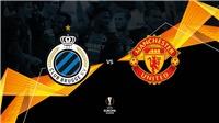 MU gặp Club Brugge, Arsenal đối mặt Olympiacos ở vòng 1/16 Europa League
