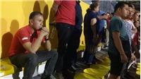 Chủ tịch LĐBĐ Indonesia khóc sau khi chứng kiến đội nhà thua U22 Việt Nam