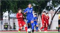 VTV6 trực tiếp bóng đá hôm nay: nữ Việt Nam vs Thái Lan, chung kết SEA Games 30