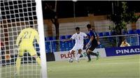 Cục diện bảng A bóng đá nam SEA Games: U22 Myanmar vào Bán kết. 3 đội tranh vé còn lại