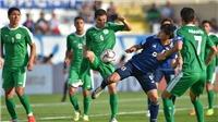 Soi kèo Oman vs Turkmenistan (20h30, 17/01). Dự đoán bóng đá. VTV6, VTV5 trực tiếp bóng đá