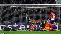 VIDEO Atletico Madrid 2-0 Juventus: Ronaldo tịt ngòi, VAR 2 lần giải cứu, Juve vẫn thua bạc nhược