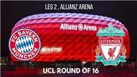 Soi kèo, dự đoán bóng đá đá Bayern Munich vs Liverpool (03h00 ngày 14/3). Kèo bóng đá. Trực tiếp K+PM