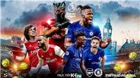 Soi kèo Arsenal vs Chelsea (21h00, 29/12). Vòng 20 giải Ngoại hạng Anh. Trực tiếp K+PM