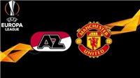 Kêt quả bóng đá AZ Alkmaar 0-0 MU: Không thể ghi bàn, MU chấp nhận chia điểm