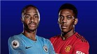 MU vs Man City: Soi kèo và trực tiếp bóng đá Ngoại hạng Anh (2h00 ngày 25/4)