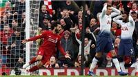 ĐIỂM NHẤN Liverpool 2-1 Tottenham: Cuộc đua vô địch đầy kịch tính. Salah vẫn là vận may