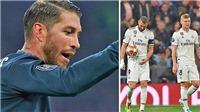 Sergio Ramos đích thân trả lời những câu hỏi 'nóng' nhất về Real Madrid