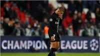 PSG: Kẻ thất bại thảm hại nhất ở Champions League