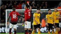 VIDEO Wolves 2-1 MU: Thua ngược, 'Quỷ đỏ' dậm chân ở vị trí thứ 5