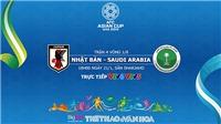 Soi kèo Nhật Bản vs Saudi Arabia (18h00 ngày 21/01). Nhận định và dự đoán. VTV6, VTV5 trực tiếp bóng đá
