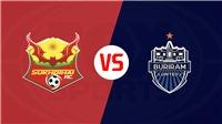 Sukhothai 1-1 Buriram United: Xuân Trường vào sân trong hiệp 2, Buriram chia điểm với đối thủ