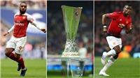 Trực tiếp bốc thăm chia bảng Cúp C2/Europa League. Xem bốc thăm Europa League ở đâu?