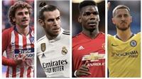 14 cầu thủ hot nhất thị trường chuyển nhượng mùa Hè với tổng giá trị lên tới 1 tỷ bảng