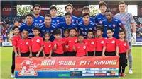 Buriram 1-0 Muangthong: Văn Lâm bất lực nhìn Muangthong nhận thất bại