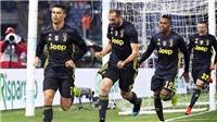 Clip bàn thắng Lazio 1-2 Juventus: Ronaldo lại ghi bàn, Juve xây chắc ngôi đầu