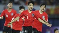 VTV6 trực tiếp bóng đá hôm nay: U23 Iran vs U23 Hàn Quốc, U23 châu Á 2020