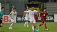 Báo Trung Quốc đánh giá thấp Iran, nhận định U23 Trung Quốc mạnh hơn