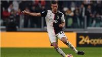 Chuyển nhượng 10/1: MU nhắm trung vệ Juventus, từ bỏ thương vụ Eriksen