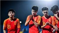 Trực tiếp bóng đá U23 Trung Quốc vs U23 Iran: 5 năm chuẩn bị cho Olympic tan thành mây khói