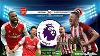 Soi kèo Arsenal vs Sheffield. Vòng 23 Giải ngoại hạng Anh. Trực tiếp K+PM