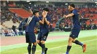 U23 Thái Lan 5-0 U23 Bahrain: Sao trẻ toả sáng, 'Voi chiến' thị uy trận ra quân
