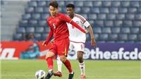 U23 Việt Nam 0-0 U23 UAE: Một điểm chấp nhận được cho U23 Việt Nam