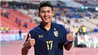 U23 Úc 2-1 U23 Thái Lan: Kiệt sức sau hiệp 1, người Thái nhận trái đắng