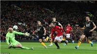 VIDEO MU 1-0 Wolves: Mata sắm vai người hùng, MU vào vòng 4 FA Cup