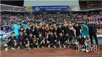KẾT QUẢ BÓNG ĐÁ U23 Thái Lan 0-1 Saudi Arabia: Giành chiến thắng tối thiểu, Saudi Arabia đi tiếp