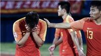 Lập kỷ lục tồi tệ chưa từng thấy, U23 Trung Quốc bị chỉ trích ở quê nhà