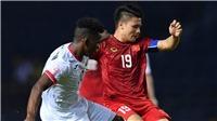 Báo Hàn: 'U23 UAE và U23 Jordan đều sợ Hàn Quốc, U23 Việt Nam có cơ hội đi tiếp'