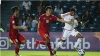 VTV6 TRỰC TIẾP bóng đá hôm nay: U23 Việt Nam đấu với U23 Jordan, VCK U23 châu Á 2020
