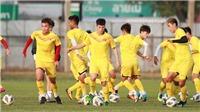 Đối đầu với U23 UAE, U23 Việt Nam không còn là ẩn số nữa