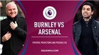 Burnley 0-0 Arsenal: Aubameyang phung phí cơ hội, Arsenal chia điểm trên sân khách